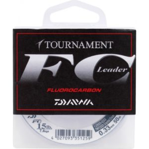 Fluorocarbono Daiwa TOURNAMENT FC Leader