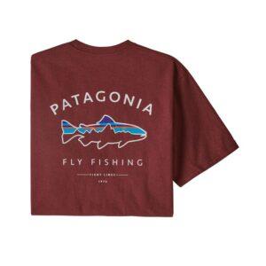 Patagonia Men's Framed Fitz Roy Trout Responsibili-Tee®