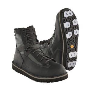 Botas Patagonia Foot Tractor Wading Boots - Aluminum Bar