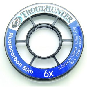 Fluorocarbon TROUTHUNTER Tippet