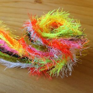 FLYBOX NEON-Hackle