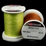 Textreme-body-fly