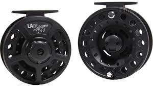 Carrete LEEDA flyfishing reel RTF