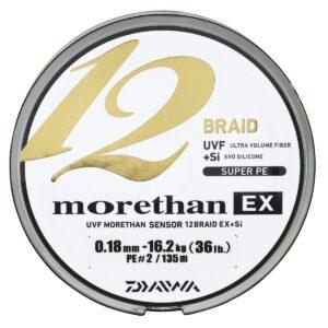 Trenzado Daiwa Morethan 12 Braid EX