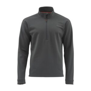 Camiseta SIMMS Midweight Core Top Quarter Zip