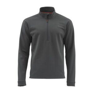 Camiseta SIMMS Midweight Core Top Quarter Zip