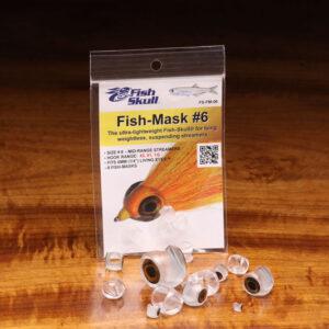 Cabezas Fish Skull Fish Mask