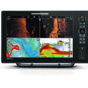 Sonar HUMMINBIRD SOLIX 12 CHIRP MEGA SI GPS