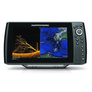 SONAR HUMMINBIRD HELIX 10 CHIRP MEGA DI GPS G2N