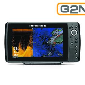 SONAR HUMMINBIRD HELIX 10 CHIRP DI GPS G2N