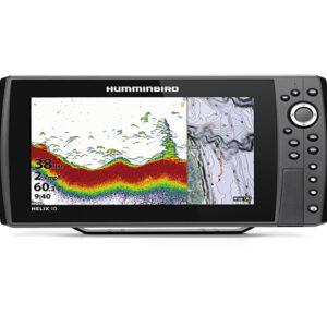 Sonda HUMMINBIRD HELIX 10 CHIRP DS GPS G3N