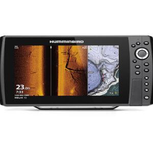 Sonda HUMMINBIRD HELIX 10 CHIRP MEGA SI+ GPS G3N