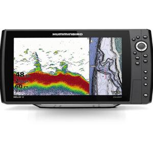 Sonda HUMMINBIRD HELIX 12 CHIRP DS GPS G3N