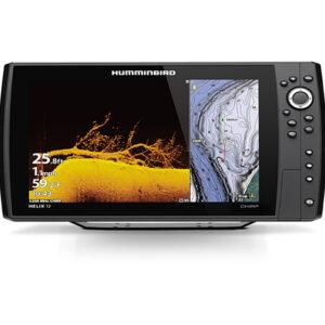 Sonda HUMMINBIRD HELIX 12 CHIRP MEGA DI+ GPS G3N