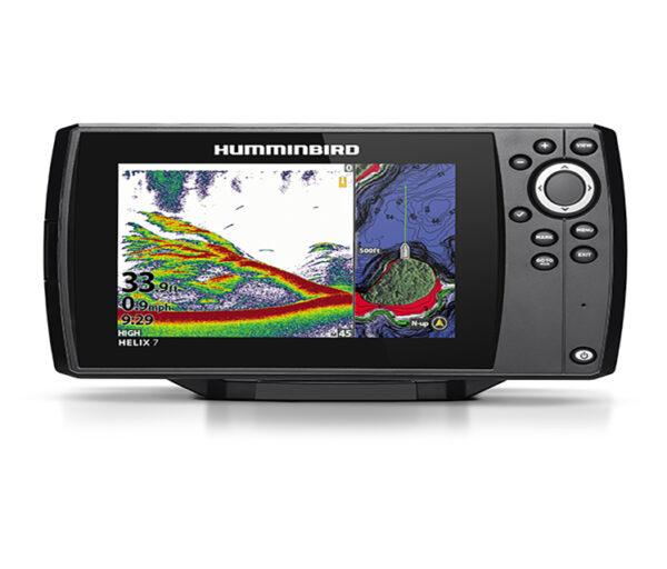 sonda-Etiquetas: embarcacisondas-HumminbirdHelix-7-CHIRP-DS-GPS-G3N