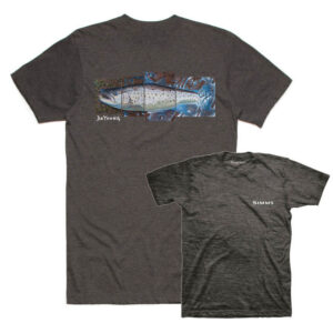 CAMISETA SIMMS DEYOUNG Seatrout T-SHIRT