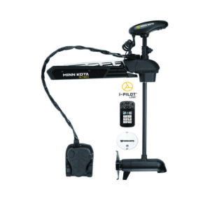"Motor MINN KOTA Ultrex 112 lb. / FP / MDI / i-Pilot Link - 60"" (Foot pedal included)"