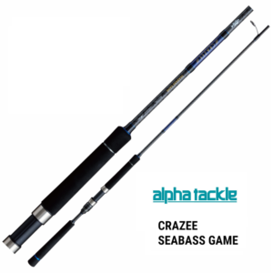 Caña Alpha Tackle Crazee Seabass Game