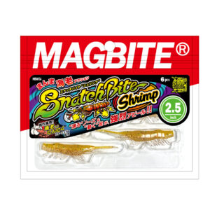MAGBITE SNATCH SHRIMP 2,5 INCH