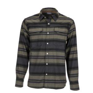 Camisa Simms Gallatin Flannel