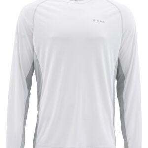 Camiseta Simms SolarFlex Crewneck - Solids