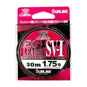 Fluorocarbono Sunline Saltimate Egi SV-1 Magical Pink
