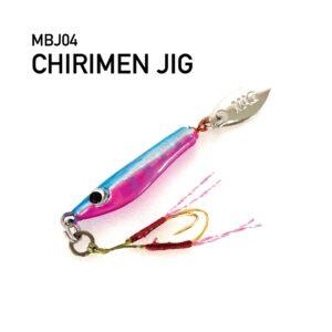 Magbite Chirimen jig