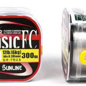 Fluorocarbono Sunline BASIC FC 300 Metros