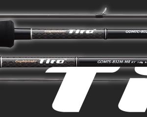 Caña Olimpic Graphiteleader Tiro MR 812MH-MR
